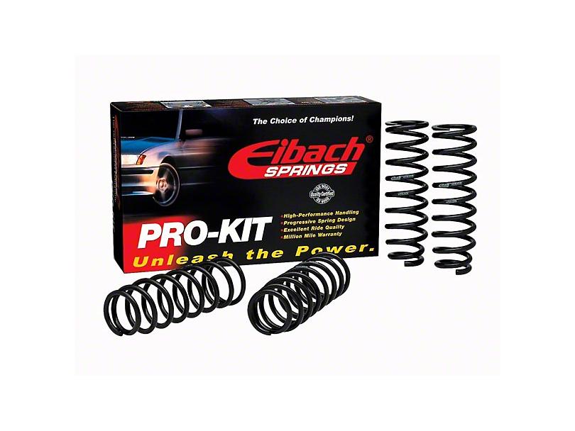 Eibach Pro-Kit Springs (07-14 GT500)