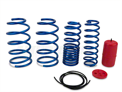 Eibach Drag-Launch Springs - Coupe & Convertible (05-09 GT)