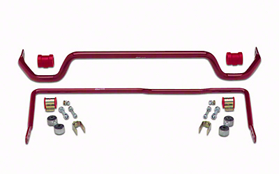 Eibach Anti-Roll Sway Bar Kit (79-93 5.0L)