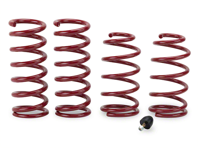 Eibach Sportline Spring Kit (79-04 V8 Coupe; 99-04 V6 Convertible; Excludes 99-04 Cobra)
