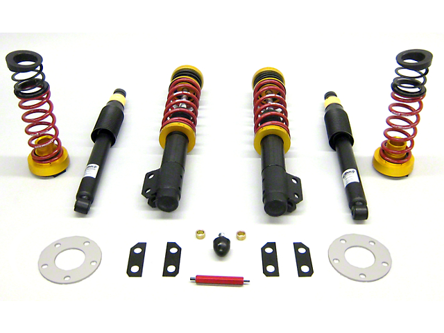Eibach Pro-Street Coil Over Kit (79-04 All, Excludes IRS)