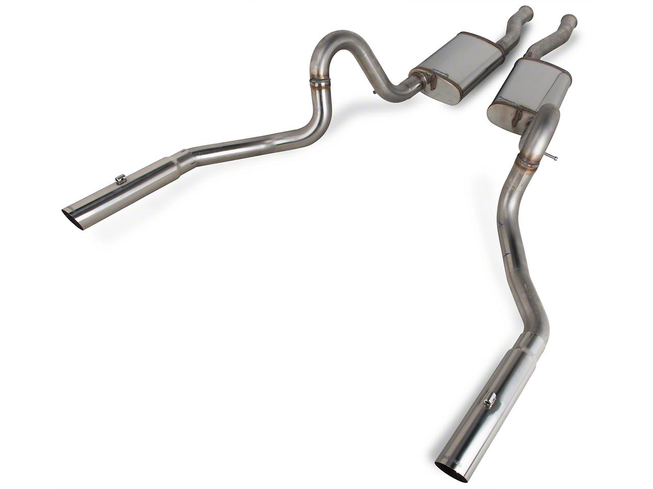 Magnaflow Catback Exhaust (86-93 LX; 86 GT; 93 Cobra)