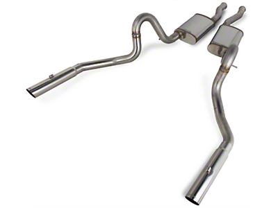 Magnaflow Cat-Back Exhaust (86-93 LX; 86 GT; 93 Cobra)