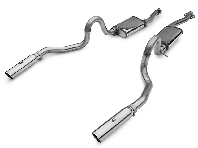 Magnaflow Street Cat-Back Exhaust (94-98 GT, Cobra)