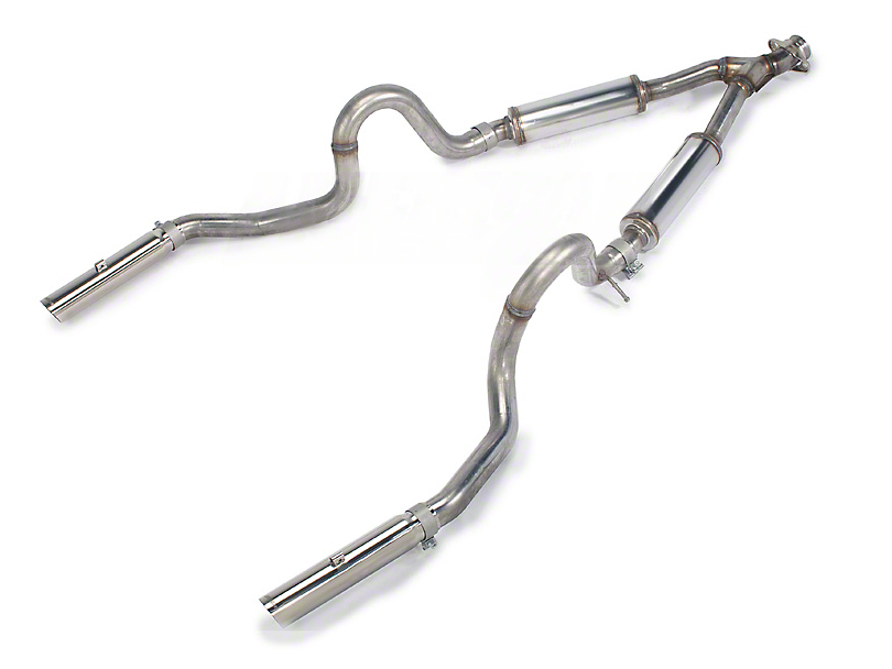 Magnaflow Dual Cat-Back Exhaust (99-04 V6)