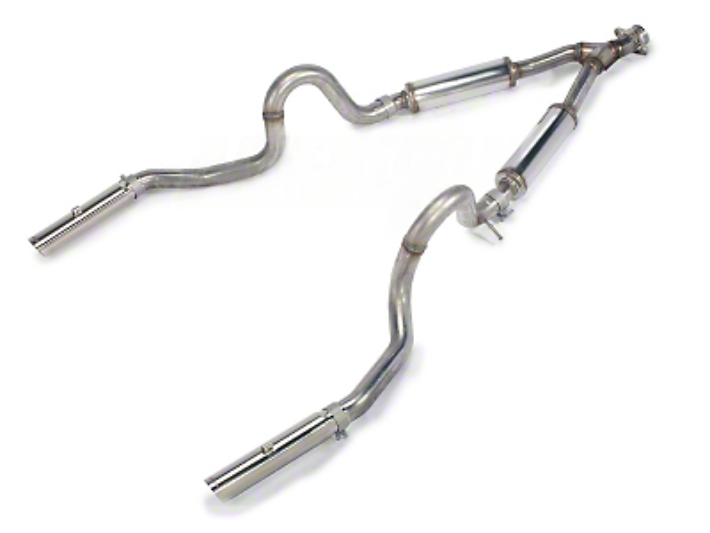 Magnaflow Dual Catback Exhaust (99-04 V6)