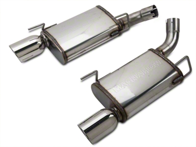 Magnaflow Axle-Back Exhaust (05-09 GT; 07-09 GT500)
