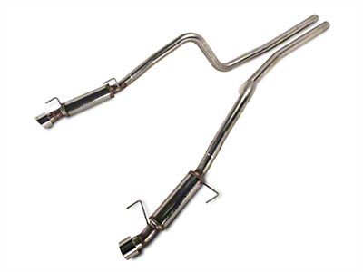 Magnaflow Competition Catback Exhaust - 2.5in. (05-09 GT, GT500)