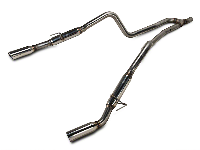 Magnaflow Dual Competition Catback Exhaust (05-09 V6)