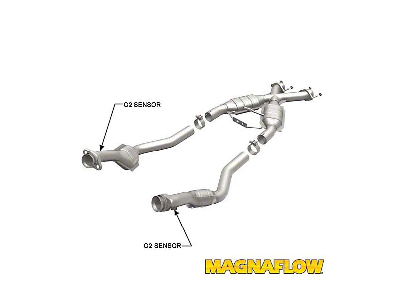 Magnaflow Catted Tru-X X-Pipe (94-95 5.0L)
