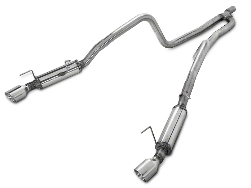 Magnaflow Dual Cat-Back Exhaust (10 V6)
