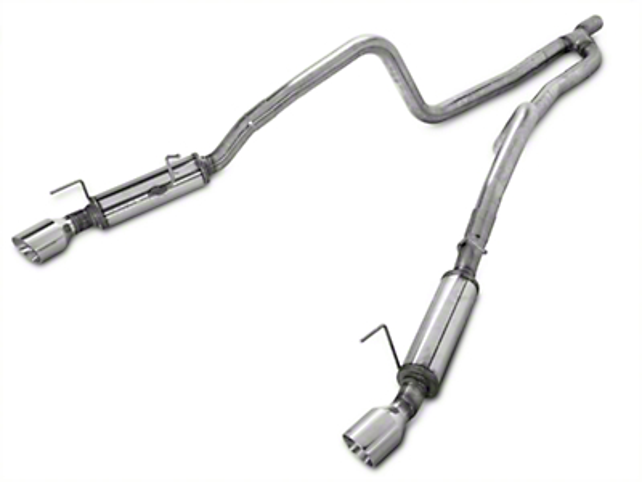 Magnaflow Dual Catback Exhaust (10 V6)