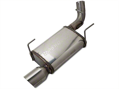 Magnaflow Street Axle-Back Exhaust (10 V6)