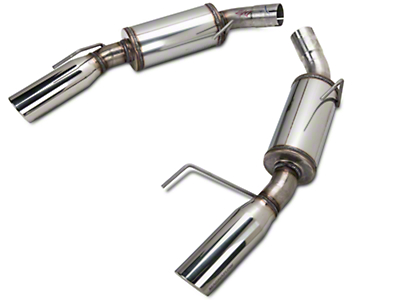 Magnaflow Competition Axle-Back Exhaust (10 GT, GT500)