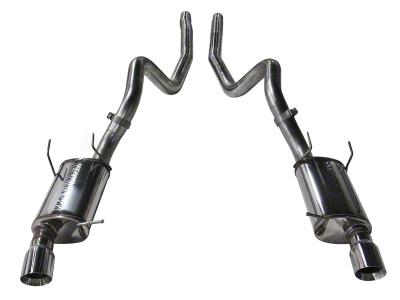 Magnaflow Street Catback Exhaust (11-12 GT, GT500)