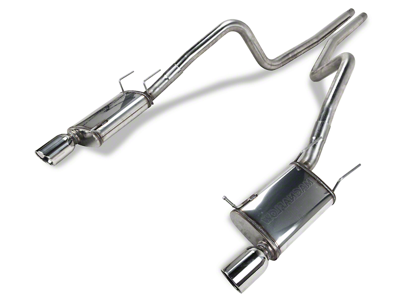 Magnaflow Street Catback Exhaust (11-12 V6)