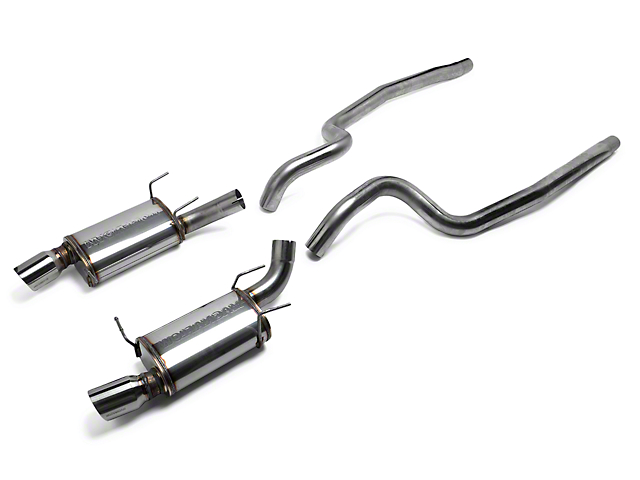 Magnaflow Street Cat-Back Exhaust (13-14 GT)