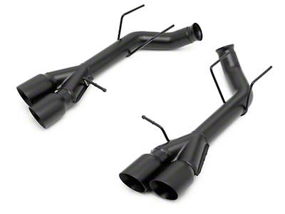 Magnaflow Competition Axleback Exhaust w/ Black Quad Tips (13-14 GT500)
