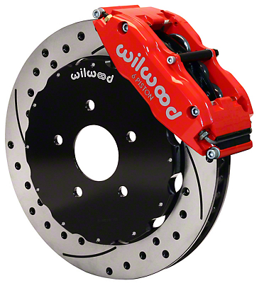 Wilwood Superlite Front Brake Kit (94-04 All)