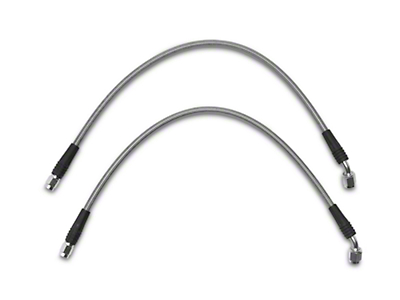Wilwood Flexline Brake Line Kit - Rear (05-14 All)