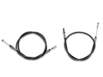Wilwood Parking Brake Cable Kit For Wilwood Brakes (05-10 All)