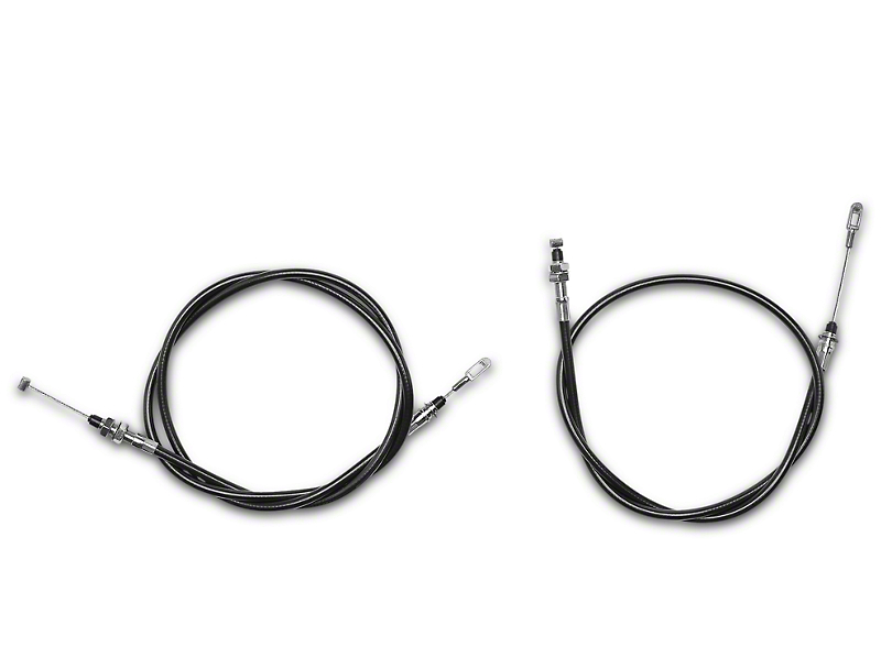 Wilwood Parking Brake Cable Kit (11-14 All)