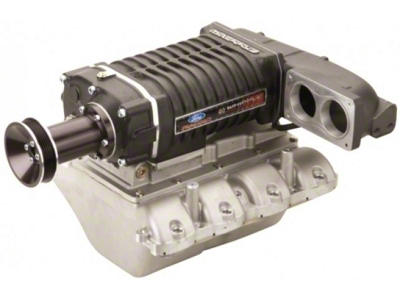 Whipple Intercooled Supercharger Kit - Polished (05-10 GT Auto)