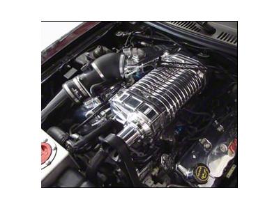 Whipple Supercharger Upgrade Kit - Polished (03-04 Cobra)