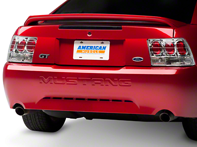 Chrome Euro Tail Lights (99-04 GT, V6, Mach 1)