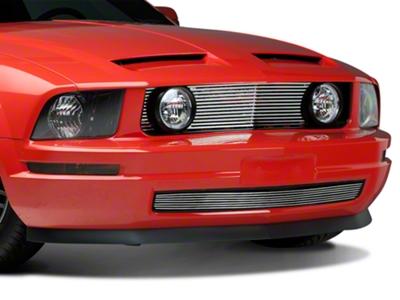 Black GT Style Grille w/ Angel Eye Fog Lights (05-09 V6)