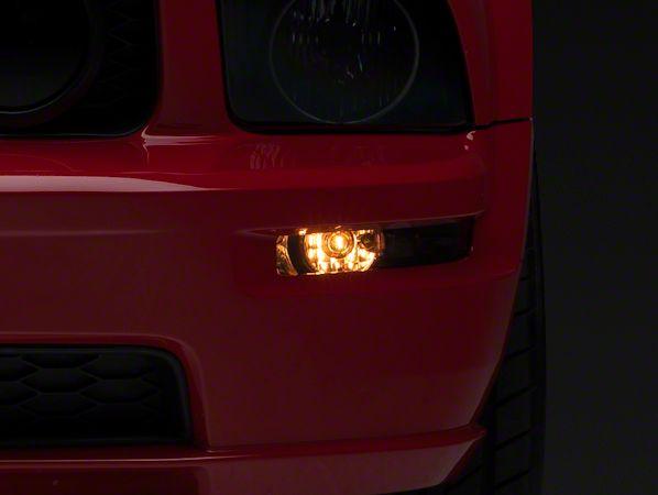 Add Smoked Turn Signal Lights (05-09 All)