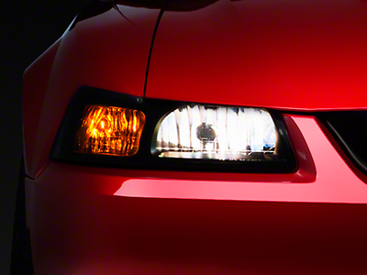 Smoked OE Style Headlights (99-04 All)