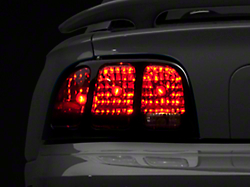 1994 1998 Mustang Tail Lights Americanmuscle Com Free