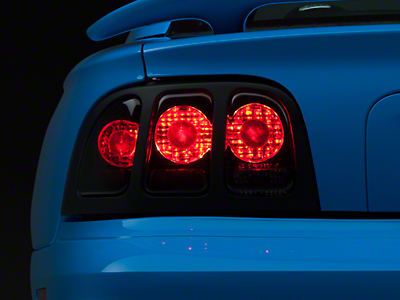 Black Altezza Tail Lights (96-98 All)