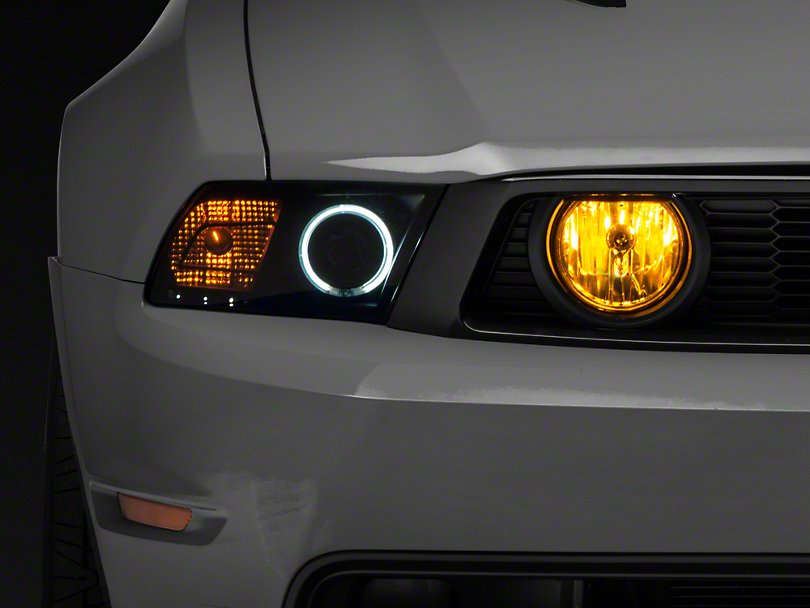 Raxiom Yellow Fog Lights (05-12 GT)