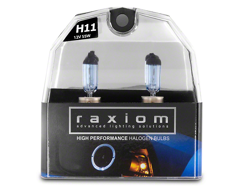 Raxiom Elite Light Bulbs - H11 (05-14 V6 Foglights)