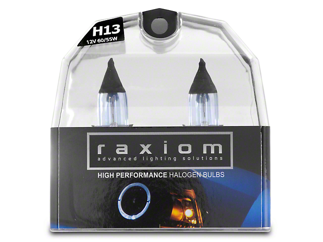 Raxiom Elite Light Bulbs - H13