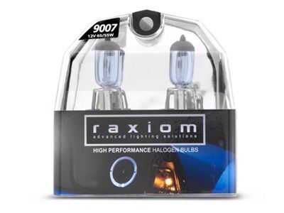 Add Raxiom Elite Light Bulbs - 9007 (87-04 Headlights)
