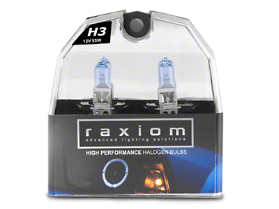 Raxiom Elite Light Bulbs - H3 (94-04 Headlights)