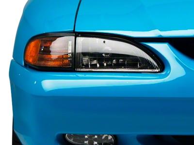 Smoked OE Cobra Style Headlights (94-98 All)