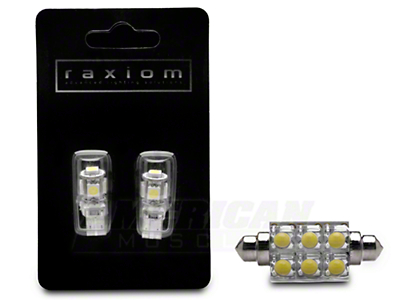 Raxiom Map & Dome Light LED Conversion Kit (99-04 All)