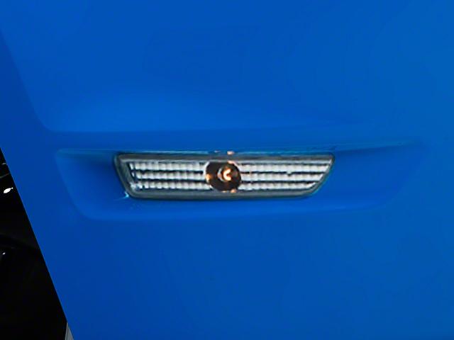 Chrome Side Marker Lights (10-14 GT, V6)