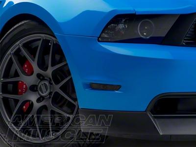Black Side Marker Lights (10-14 GT, V6)