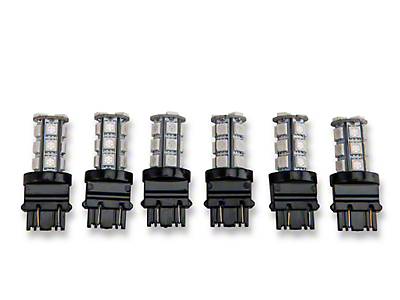Raxiom LED Tail Light Conversion Kit w/ Resistors (96-04 All, Excludes 99-01 Cobra)