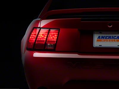 Stock Replacement Tail Light - Left Side (99-04 V6, GT, Bullitt, Mach 1 & 03-04 Cobra; Excludes 99-01 Cobra)