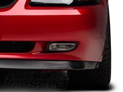 Replacement Fog Light w/ Bracket - Left Side (99-04 GT, V6, Mach 1)