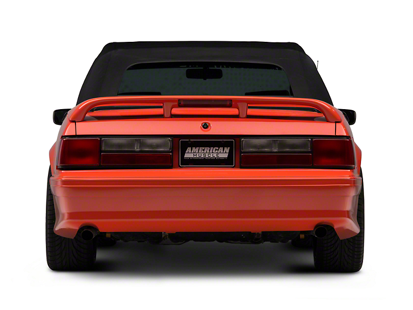 Stock Replacement Tail Lights - Pair (87-93 LX)