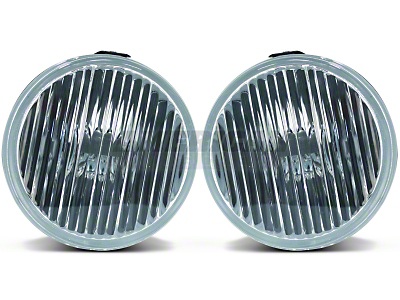 Replacement Fog Lights - Pair (87-93 GT)