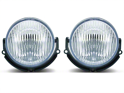 Replacement Fog Lights - Pair (99-01 Cobra)