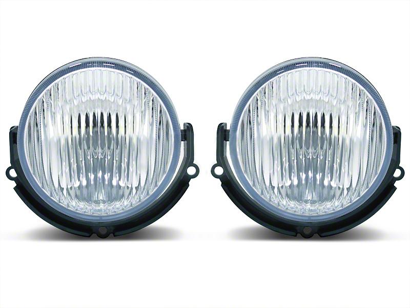 Replacement Fog Lights - Pair (99-01 Cobra)